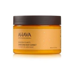Crema de corp cu Mandarine si Lemn de Cedru, Ahava, 350 ml