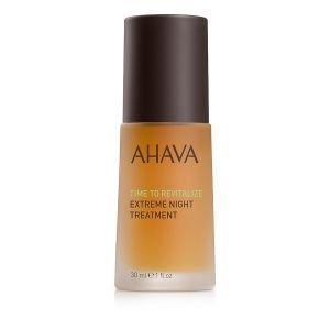Tratament antirid de noapte, Ahava, 30 ml
