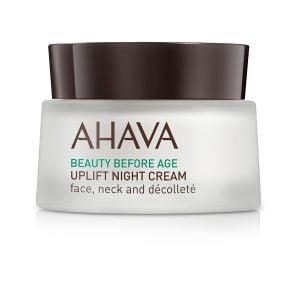 Crema de noapte cu efect de lifting Uplift Ahava, 50 ml
